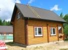 Небольшой деревянный домик