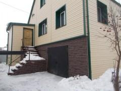 В планировке некоторых домов уже имеется гараж