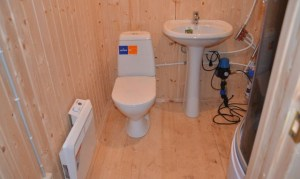 Канализация в деревянном доме