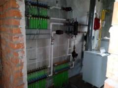 Отопительная система вашего дома может разместится на цокольном этаже здания