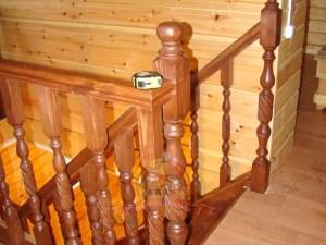 Эту лестницу можно назвать классической