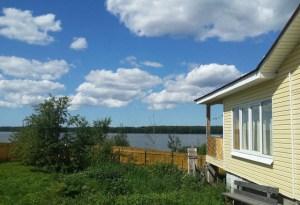 Оформление деревянного дома на дачном участке в собственность, это лишь небольшая формальность, выполнив которую вы круглый год можете наблюдать за прекрасным пейзажем из окна