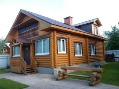 Уютное строение для большой семьи