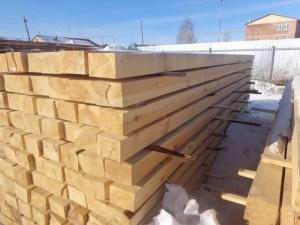 В это время заготавливается древесина из которого будет построен ваш дом