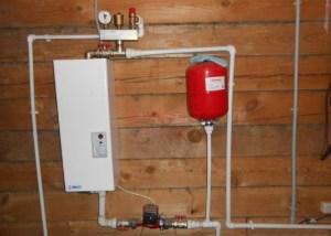 Система водоснабжения деревянного дома