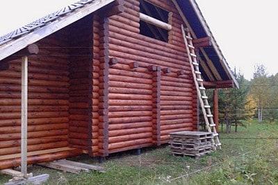 Срубы, дома из бруса в Теплом и Тепло-Огаревском районе
