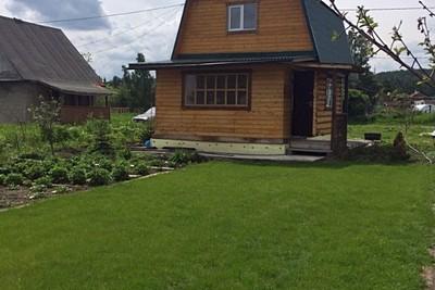 Дачный домик из бруса, Осташковский район