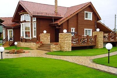 Срубы, дома из бруса в Волово и Воловском районе