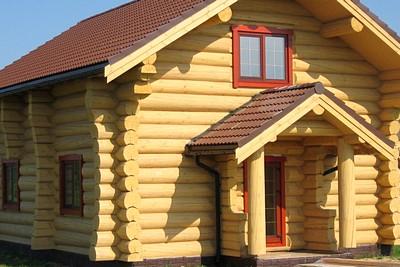 Срубы, дома из бруса в Плавске и Плавском районе