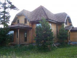 Срубы и дома из бруса в Пучеже и Пучежском районе