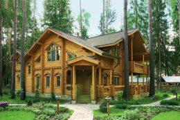 Срубы и дома из бруса в пгс Ильинское-Хованское и Ильинском районе