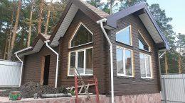 Срубы, дома из бруса в Петушках и Петушинском районе