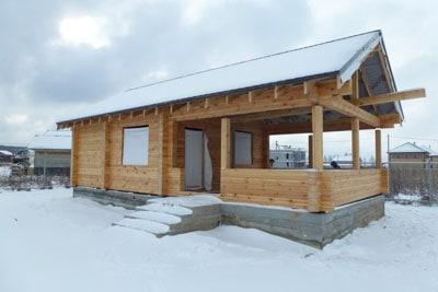 Строительство срубов и домов из бруса в Большом Мурашкино и Большемурашкинском районе