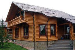 Срубы, дома из бруса в Володарске и Володарском районе