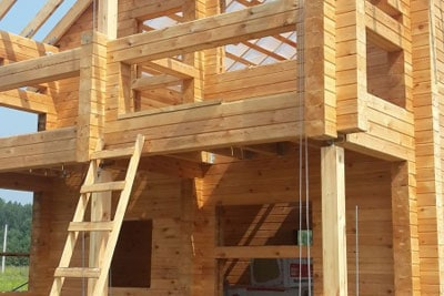 Строительство срубов и домов из бруса в Воротынце и Воротынском районе