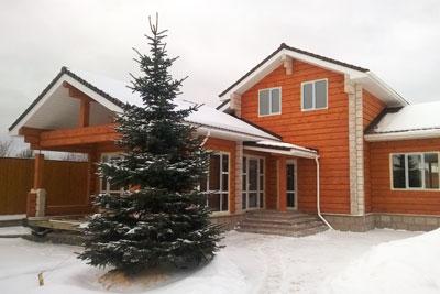 Строительство срубов и домов из бруса в Дальнем Константиново и Дальнеконстантиновском районе