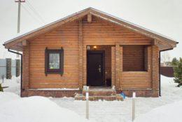 Срубы и дома из бруса в Княгинино и Княгининском районе