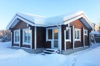 Строительство срубов и домов из бруса в п. Красные Баки и Краснобаковском районе