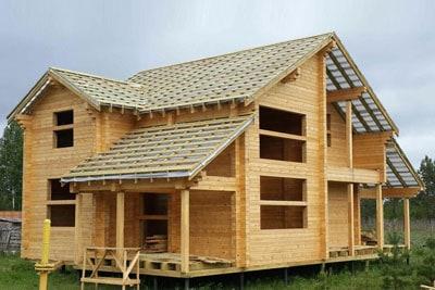 Строительство срубов и домов из бруса в Перевозе и Перевозском районе