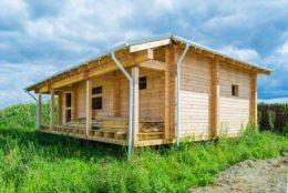 Срубы и дома из бруса в Починках и Починковском районе