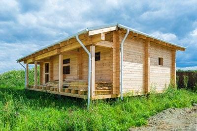 Строительство срубов и домов из бруса в Починках и Починковском районе