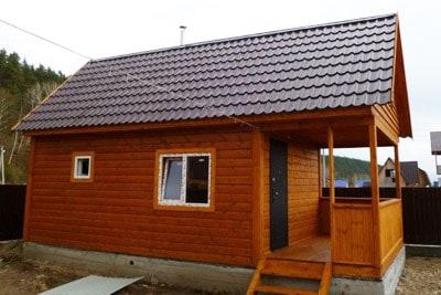 Строительство срубов и домов из бруса в Урени и Уренском районе