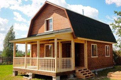 Строительство деревянных домов в Большом Селе