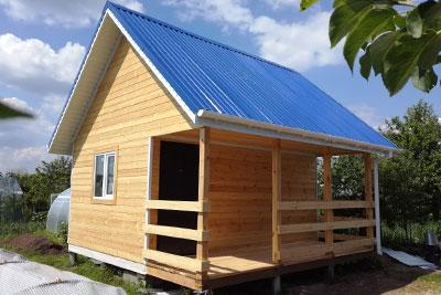 Строительство деревянных домов в Гаврилов-Яме