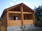 Костромские дома из бревна