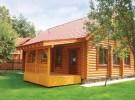 Дом из дерева в Костромской области