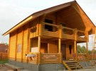 Дом из бревна в Костроме