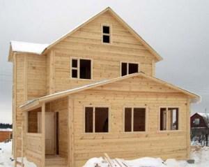 Зимнее строительство - это не только надежно, но еще и экономично