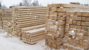 Хранение зимнего леса должно производиться на специальных складах и в соответствии со всеми строительными нормами