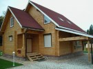 Деревянный домик. Кострома