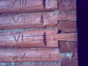 Конопатка бревенчатого дома