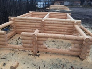 Костромской край славится хорошей и прочной древесиной