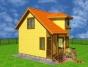 Дом из бруса 7х7