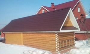 Строительство своей баньке лучше отложить на зимний период, подобно строительству своего дома
