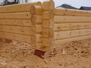 Бревно - традиционный для России строительный материал, сегодня стал еще более прочным