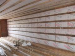 Утепление крыши дома производится при помощи современных материалов, которые надежно защитят дом от холодов