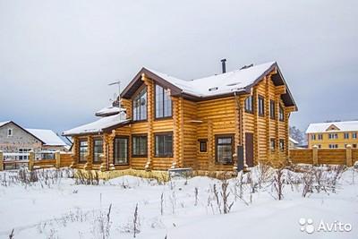 Срубы, дома из бруса в Щекино и Щекинском районе