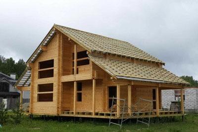 Строительство срубов и домов из бруса в Арзамасе и Арзамасском районе