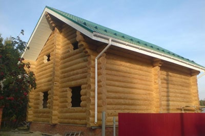 Строительство срубов и домов из бруса в Балахне и Балахнинском районе