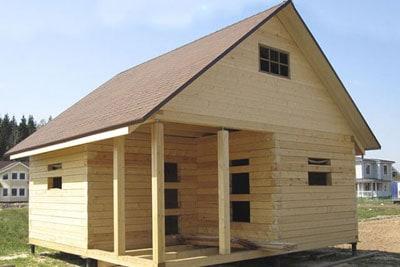 Строительство срубов и домов из бруса в Богородске и Богородском районе