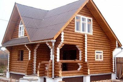 Строительство срубов и домов из бруса в Бутурлино и Бутурлинском районе