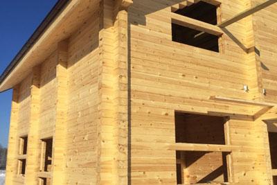 Строительство срубов и домов из бруса в Варнавино и Варнавинском районе