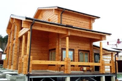 Строительство срубов и домов из бруса в Городце и Городецком районе