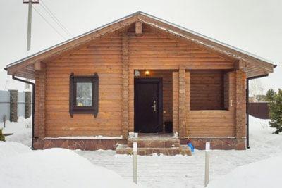 Строительство срубов и домов из бруса в Княгинино и Княгининском районе