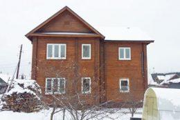 Срубы и дома из бруса в Ковернино и Ковернинском районе