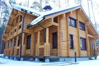 Строительство срубов и домов из бруса в Лукоянове и Лукояновском районе